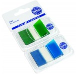 GLOBAL NOTES FLAGS 25x43 BLUE+GREEN