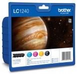 BROTHER INK LC1240/J825DW-V.PACK-4