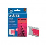 BROTHER LC1000 MAGENTA INK-400p