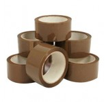 BROWN TAPE 50mmX65m-SAPA