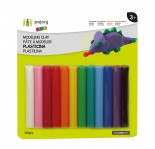 PAJORY MODELING CLAY 12 COLORS 200gms
