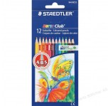 STAEDTLER PENCILS-NORIS 12 COLORS