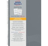 AVERY Zweckform NOTIZIO SQUARED A5 80 sheets
