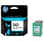 HP INK 343 5740 COL.(330)