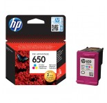 HP INK CARTRIDGE 650 COLOR