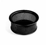 FORPUS METAL POT SMALL BLACK
