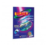 AVERY Zweckform CD/DVD ETIKETTER Transparent