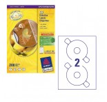AVERY Zweckform CD/DVD Labels